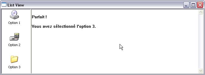 Win32 Listview